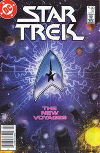 Cover Thumbnail for Star Trek (DC, 1984 series) #37 [Canadian]