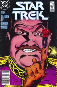 Cover Thumbnail for Star Trek (DC, 1984 series) #39 [Canadian]