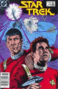 Cover Thumbnail for Star Trek (DC, 1984 series) #44 [Canadian]