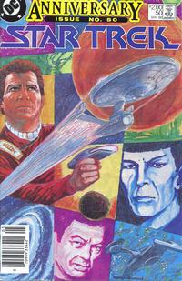 Cover Thumbnail for Star Trek (DC, 1984 series) #50 [Canadian]