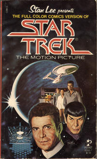 Cover Thumbnail for Stan Lee Presents the Full Color Comics Version of Star Trek The Motion Picture (Pocket Books, 1980 series)