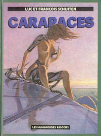 Cover Thumbnail for Les Terres Creuses (Les Humanoïdes Associés, 1980 series) #1