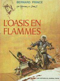 Cover Thumbnail for Bernard Prince (Le Lombard, 1969 series) #5 - L'oasis en flammes