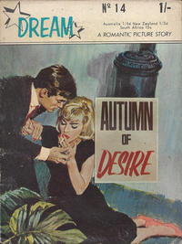 Cover Thumbnail for Dream A Romantic Picture Story (MV Features, 1966 ? series) #14