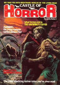Cover Thumbnail for Castle of Horror (Portman Distribution, 1978 series) #3