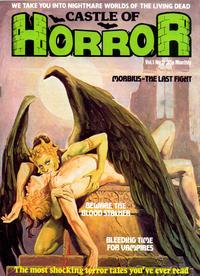 Cover Thumbnail for Castle of Horror (Portman Distribution, 1978 series) #5