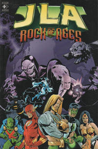 Cover Thumbnail for JLA: Rock of Ages (Titan, 1998 series)