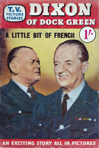 Cover Thumbnail for T. V. Picture Stories (Pearson, 1958 series) #35