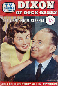 Cover Thumbnail for T. V. Picture Stories (Pearson, 1958 series) #34