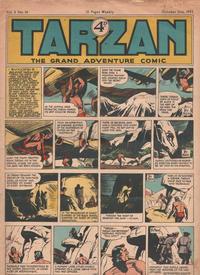 Cover Thumbnail for Tarzan: The Grand Adventure Comic (Westworld Publications, 1951 series) #v2#14