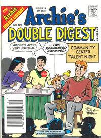 Cover Thumbnail for Archie's Double Digest Magazine (Archie, 1984 series) #120