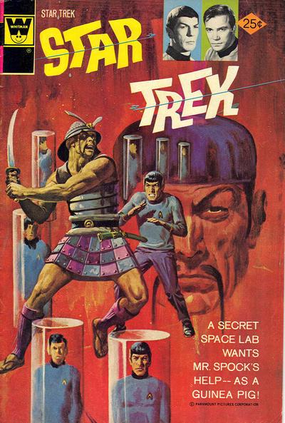 Cover for Star Trek (Western, 1967 series) #26