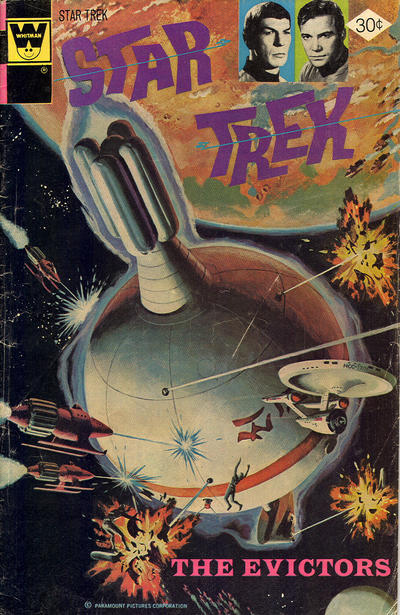 Cover for Star Trek (Western, 1967 series) #41