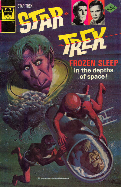 Cover for Star Trek (Western, 1967 series) #39