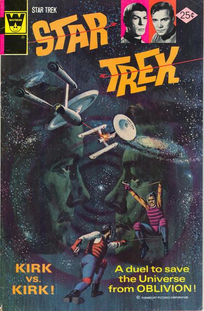 Cover for Star Trek (Western, 1967 series) #33