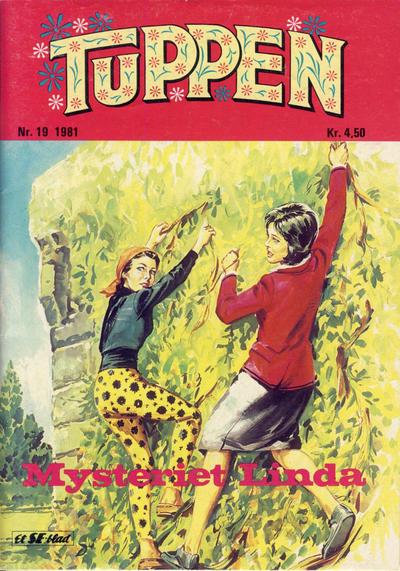 Cover for Tuppen (Serieforlaget / Se-Bladene / Stabenfeldt, 1969 series) #19/1981