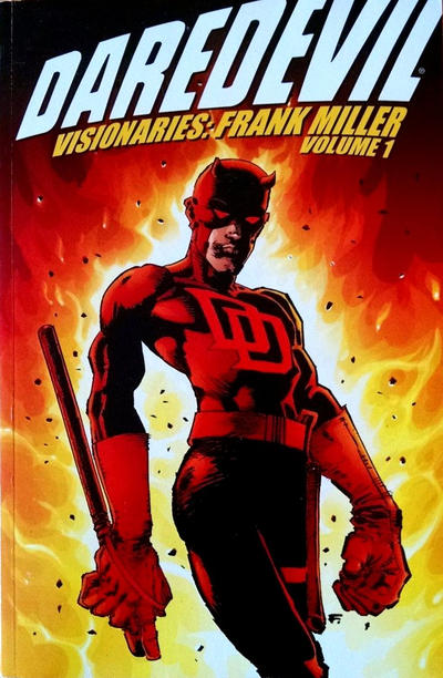 Cover for Daredevil Visionaries: Frank Miller (Marvel, 2000 series) #1 [First printing]