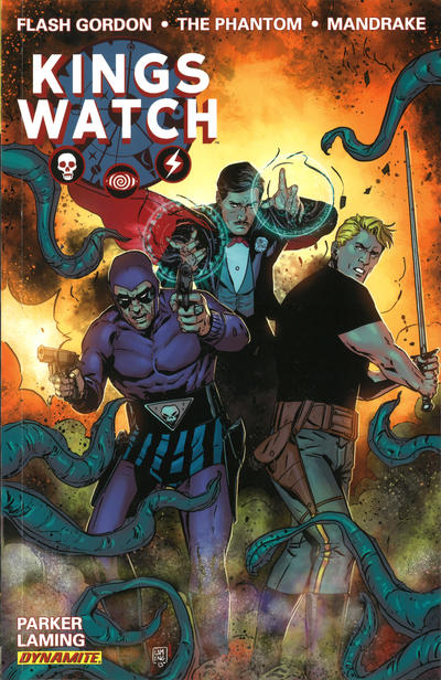 Cover for Kings Watch (Dynamite Entertainment, 2014 series)