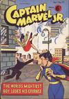 Cover for Captain Marvel Jr. (L. Miller & Son, 1953 series) #17