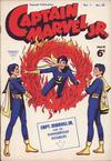 Cover for Captain Marvel Jr. (L. Miller & Son, 1953 series) #13