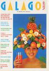 Cover for Galago (Atlantic Förlags AB; Tago, 1980 series) #19