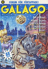 Cover for Galago (Atlantic Förlags AB; Tago, 1980 series) #22