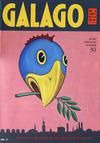 Cover for Galago (Atlantic Förlags AB; Tago, 1980 series) #30