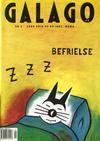 Cover for Galago (Atlantic Förlags AB; Tago, 1980 series) #43