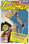 Cover for Fantomen (Semic, 1963 series) #4/1992