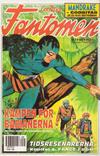 Cover for Fantomen (Semic, 1963 series) #9/1992