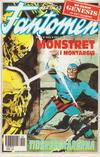 Cover for Fantomen (Semic, 1963 series) #11/1992