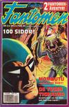 Cover for Fantomen (Semic, 1963 series) #4/1993