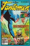 Cover for Fantomen (Semic, 1963 series) #7/1991