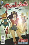 Cover for DC Comics: Bombshells (DC, 2015 series) #8