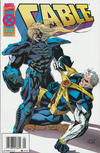 Cover for Cable (Marvel, 1993 series) #19 [Deluxe Newsstand Edition]