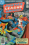 Cover Thumbnail for Justice League of America (1960 series) #172 [British Price Variant]