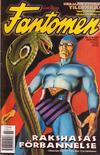 Cover for Fantomen (Egmont, 1997 series) #11/1998