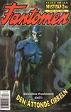 Cover for Fantomen (Egmont, 1997 series) #24/1998