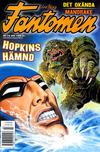 Cover for Fantomen (Egmont, 1997 series) #3/1999