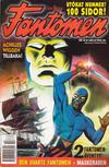 Cover for Fantomen (Egmont, 1997 series) #10/1999