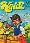 Cover for Bastei Sonderband (Bastei Verlag, 1970 series) #[3] - Heidi
