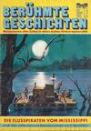Cover for Bastei Sonderband (Bastei Verlag, 1970 series) #15 - Die Flusspiraten vom Mississippi