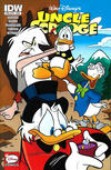 Cover for Uncle Scrooge (IDW, 2015 series) #10 / 414 [Cover A]