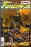 Cover for Fantomen (Egmont, 1997 series) #3/2005