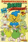 Cover for Bamse Sommerekstra (Hjemmet / Egmont, 1992 series) #1993