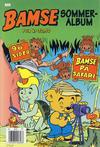 Cover for Bamse Sommeralbum (Hjemmet / Egmont, 1997 series) #1997