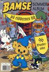 Cover for Bamse Sommeralbum (Hjemmet / Egmont, 1997 series) #1998