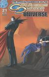 Cover for Gold Digger Sourcebook (Antarctic Press, 2006 series) #21