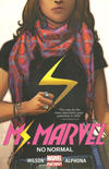 Cover for Ms. Marvel (Marvel, 2014 series) #1 - No Normal