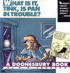 Cover for What Is It, Tink, Is Pan in Trouble? (A Doonesbury Book) (Andrews McMeel, 1992 series) #[nn]